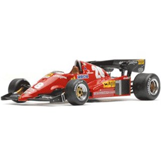 IXO Ferrari 126C3 - 1983 German Grand Prix - #28 R. Arnoux 1:43
