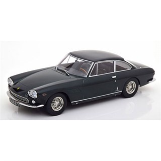 KK Ferrari 330 GT 2+2 1964 - Dark Green Metallic 1:18