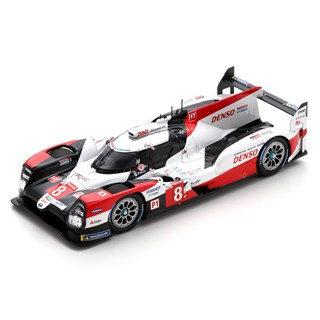 Spark Toyota TS050 - 1st 2020 Le Mans 24 Hours - #8 1:43