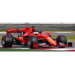Look Smart Ferrari SF90 - 2019 Chinese Grand Prix - #5 S. Vettel 1:18
