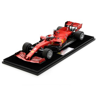 Look Smart Ferrari SF1000 - 2020 Austrian Grand Prix - #5 S. Vettel 1:18