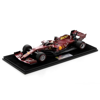 Look Smart Ferrari SF1000 - 2020 Tuscan Grand Prix - #5 S. Vettel 1:18