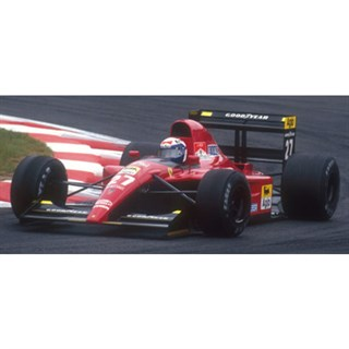 Look Smart Ferrari 643 - 1991 French Grand Prix - #27 A. Prost 1:18