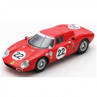 Look Smart Ferrari 250 LM - 1966 Daytona 24 Hours - #22 1:43