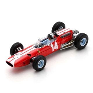 Look Smart Ferrari 512 - 1965 American Grand Prix - #14 P. Rodriguez 1:43