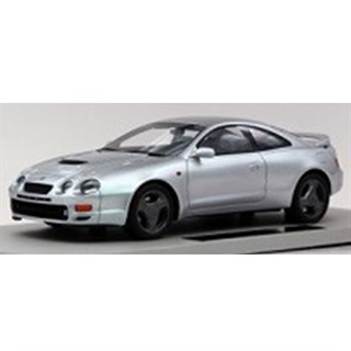 Lucky Step Toyota Celica ST 205 - Silver 1:18