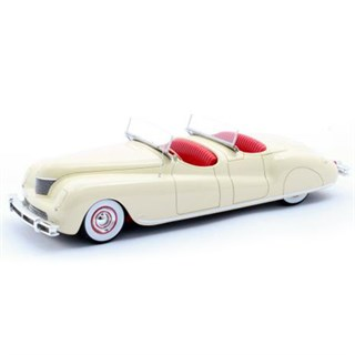 Matrix Chrysler Newport Dual Cowl Pheaton LeBaron 1941 - Cream 1:43