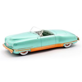 Matrix Chrysler Thunderbolt Concept LeBaron 1941 Open - Green Metallic 1:43