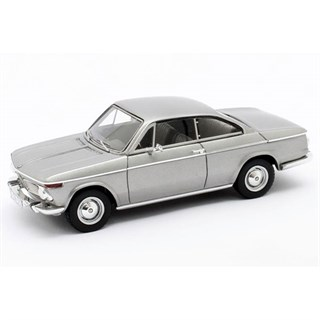Matrix BMW 1602 Bauer Coupe 1967 - Silver 1:43