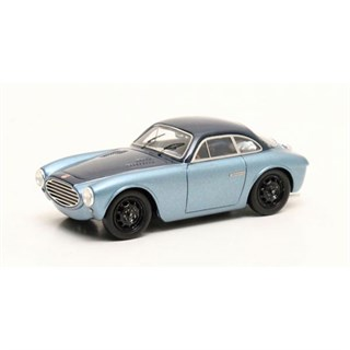 Matrix Moretti 750 Grand Sport 1954 - Dark Blue/Light Blue 1:43