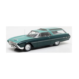 Matrix Ford Thunderbird Wagon 1962 - Green 1:43