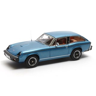 Matrix Jensen GT 1975-1976 - Blue Metallic 1:43