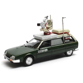 Matrix Citroen CX Safari - BBC Camera Car 1:43