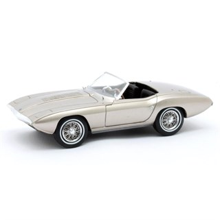 Matrix Ford XP Bordinat Cobra Concept Car 1965 - Silver 1:43