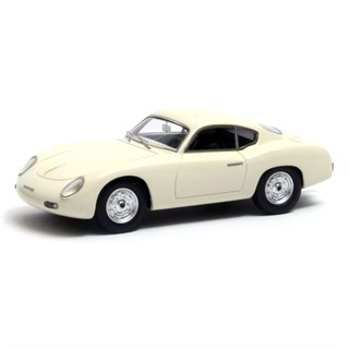 Matrix Porsche 356 Zagato Coupe - White 1:43