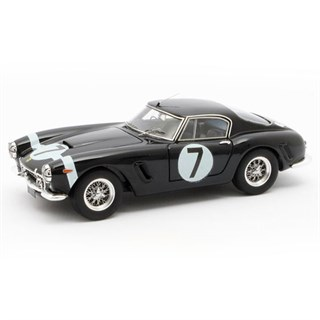Matrix Ferrari 250 GT - 1st 1960 Goodwood RAC TT - #7 S. Moss 1:43