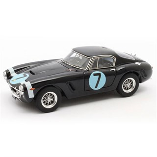Matrix Ferrari 250 GT - 1st 1961 Goodwood RAC TT - #7 S. Moss 1:43