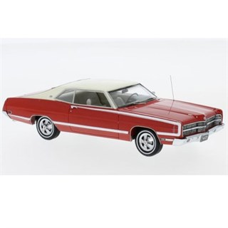 Neo Ford XL Coupe 1969 - Red 1:43