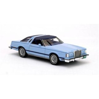 Neo Ford Thunderbird 1979 - Blue 1:43