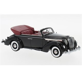 Lucky Step Opel Admiral Convertible 1938 - Black 1:43