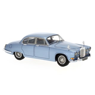 Neo Jaguar 420 1967 - Metallic Blue 1:43
