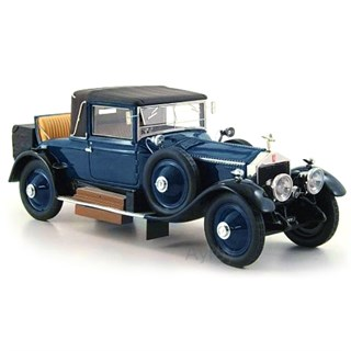 Neo Rolls-Royce Silver Ghost Doctors Coupe 1920 - Blue/Black 1:43