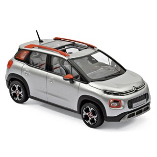Norev Citroen C3 Aircross 2017 - Silver/Orange 1:43