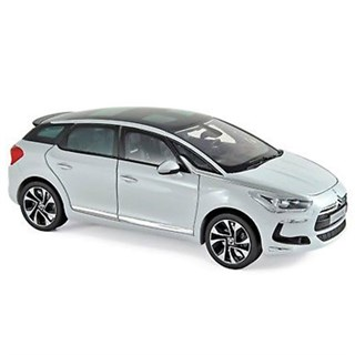 Norev Citroen DS5 2011 - Pearl White 1:18