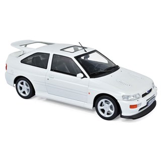 Norev Ford Escort Cosworth 1992 - White 1:18
