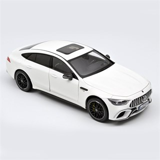 Norev Mercedes AMG GTS 4-Matic 2019 - White 1:18