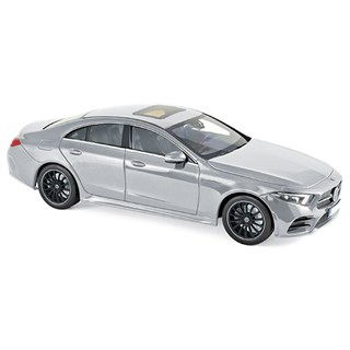 Norev Mercedes CLS-Class 2018 - Silver 1:18