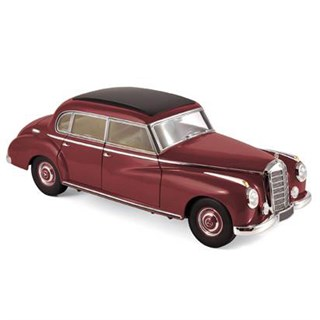 Norev Mercedes 300 1955 - Dark Red 1:18