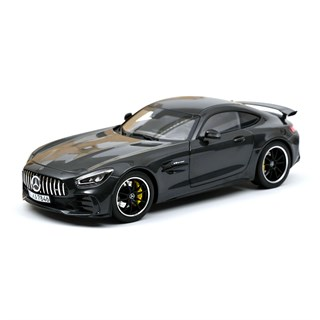 Norev Mercedes AMG GT R 2019 - Dark Grey Metallic 1:18