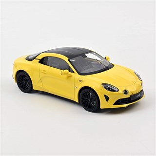 Norev Alpine A110 2020 - Yellow 1:18