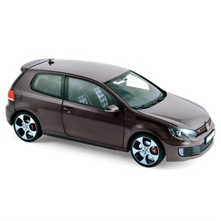 Norev Volkswagen Golf GTI 2009 - Grey Metallic 1:18