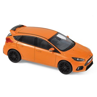 Norev Ford Focus RS 2018 - Orange Metallic 1:43