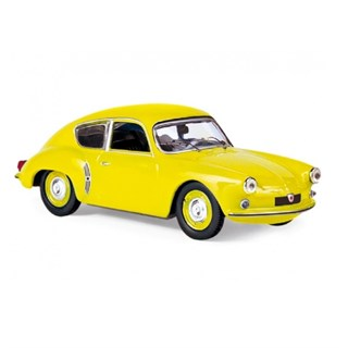 Norev Alpine Renault A106 1956 - Yellow 1:43