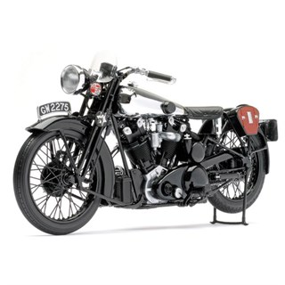Minichamps Brough Superior SS100 1932 - T.E. Lawrence 1:12