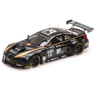 Minichamps BMW M6 GT3 - 2016 Spa 24 Hours - #12 1:43