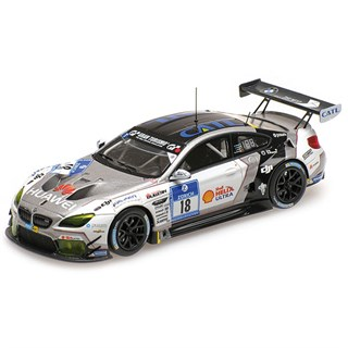 Minichamps BMW M6 GT3 - 2016 Nurburgring 24 Hours - #18 1:43