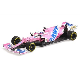 Minichamps Racing Point RP20 - 2020 Launch Car - #11 S. Perez 1:43