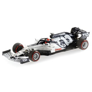 Minichamps AlphaTauri AT1 - 2020 Austrian Grand Prix - #26 D. Kvyat 1:43