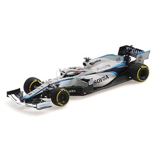 Minichamps Williams FW43 - 2020 Austrian Grand Prix - #63 G. Russell 1:43