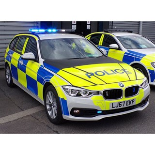 Paragon BMW 3 Touring - Greater Manchester Police 1:43