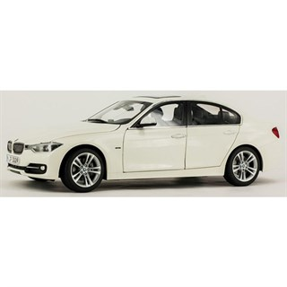 Paragon BMW 3 Series F30 - White 1:18