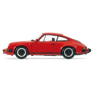 Minichamps Porsche 911 Carrera 1983 - Red 1:18