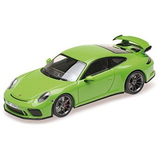Minichamps Porsche 911 GT3 2018 - Yellow/Green 1:18