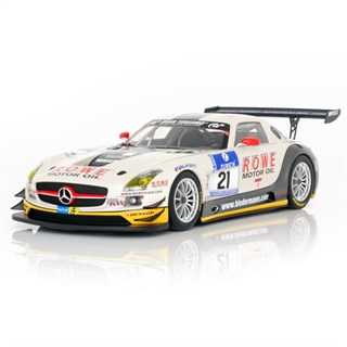 Minichamps Mercedes SLS AMG GT3 - 2012 Nurburgring 24 Hours - #21 1:18