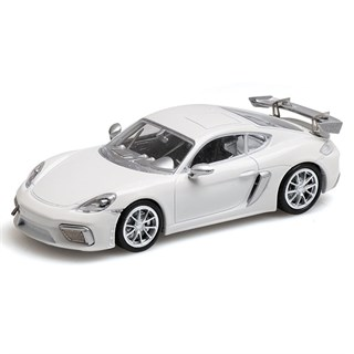 Minichamps Porsche 718 Cayman GT4 Clubsport 2020 - Matt Black 1:18