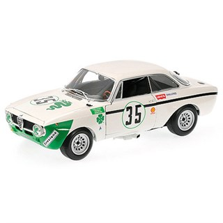Minichamps Alfa Romeo GTA 1300 Junior - Jarama 1972 - #35 1:18